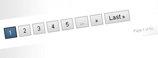 wordpress page navi