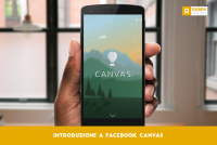 Introduzione a Facebook Canvas