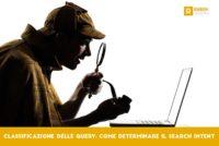 Classificazione delle query: come determinare il search intent