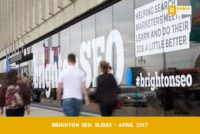 Brighton SEO: slides – April 2017