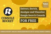 Console Rocket: analisi e visualizzazione dei dati di Google Search Console