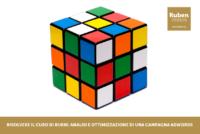 Risolvere il cubo di Rubik: analisi e ottimizzazione di una campagna AdWords